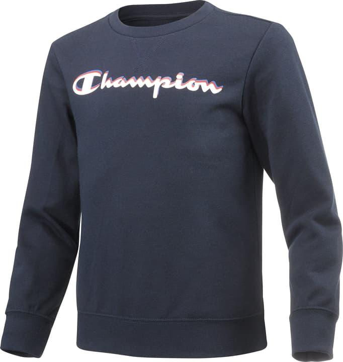 Crewneck Sweatshirt Knaben-Pullover Champion 466912614043 Farbe marine Grösse 140 Bild-Nr. 1