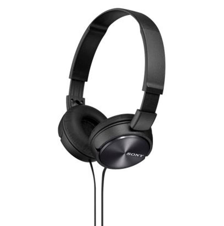 MDR-ZX310APB - Noir Casque On-Ear Sony 785300123835 Photo no. 1