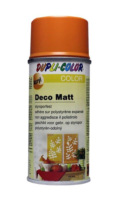 Peinture en aérosol deco mat Dupli-Color 664810010001 Couleur Orange pastel Photo no. 1