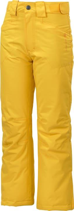 Pantaloni da snowboard per bambino Trevolution 464567812250 Colore giallo Taglie 122 N. figura 1