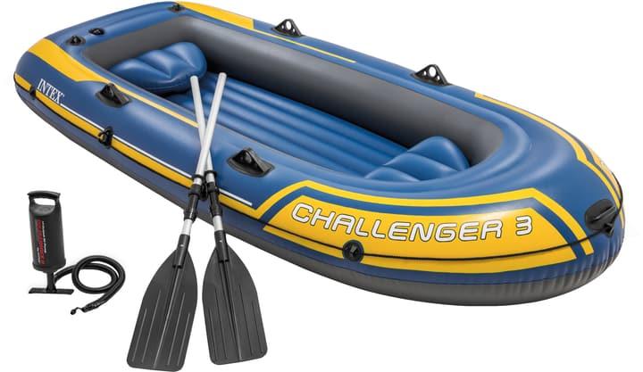 Challenger 3 - SET Badeboot-Set für 3 Personen Intex 491082400000 Bild-Nr. 1