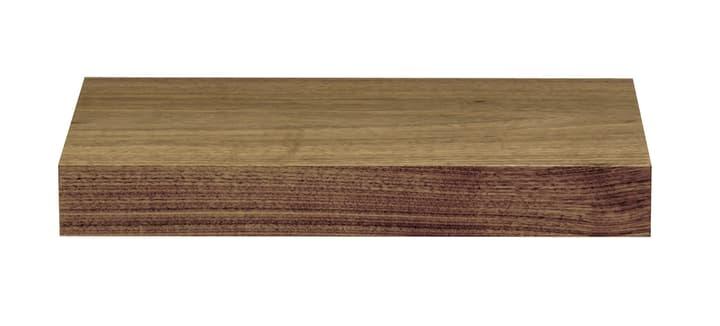 DONAU Mensola 407503504031 Dimensioni L: 40.0 cm x P: 22.0 cm x A: 5.0 cm Colore Noce N. figura 1