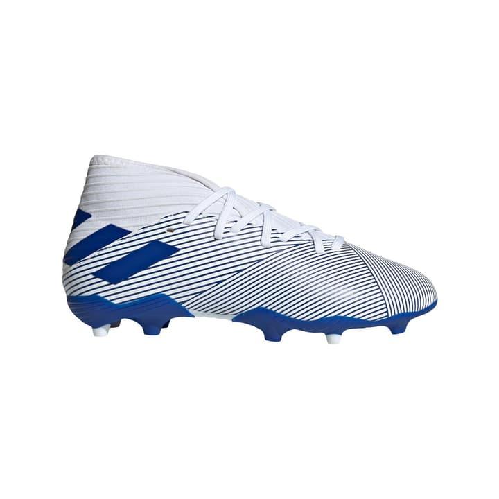 Nemeziz 19.3 FG Scarpa da calcio per bambini Adidas 460694035010 Colore bianco Taglie 35 N. figura 1