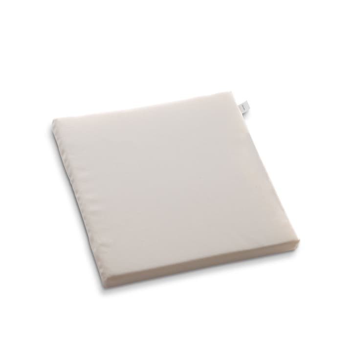 MILOU Coussin d'assise 378039700000 Dimensions L: 40.0 cm x P: 40.0 cm x H: 3.5 cm Couleur Beige Photo no. 1
