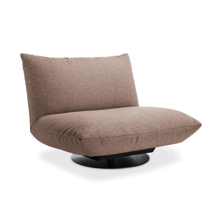 AMO Sessel 360529607071 Grösse B: 104.0 cm x T: 104.0 cm x H: 78.0 cm Farbe Hellbraun Bild Nr. 1
