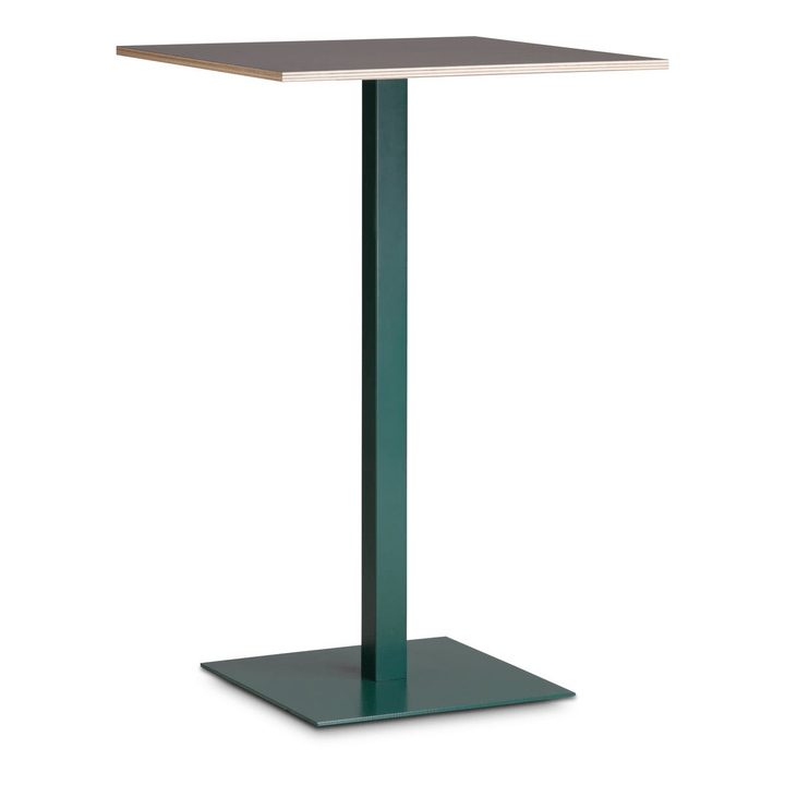 MILTON Table de bar 366193000000 Dimensions L: 70.0 cm x P: 70.0 cm x H: 106.6 cm Couleur Noir Photo no. 1