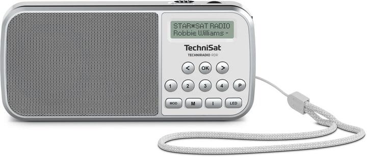 Techniradio RDR - Blanc Radio DAB+ Technisat 785300149728 Photo no. 1