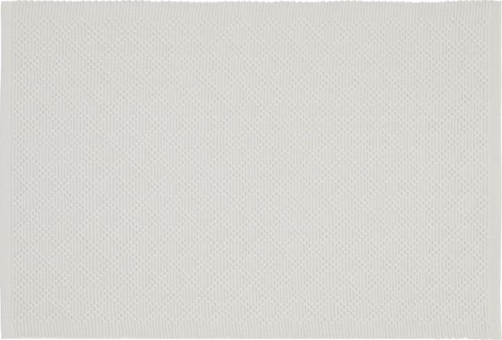 ALIETTE Tovaglietta 440275200010 Colore Bianco Dimensioni L: 33.0 cm x P: 45.0 cm N. figura 1