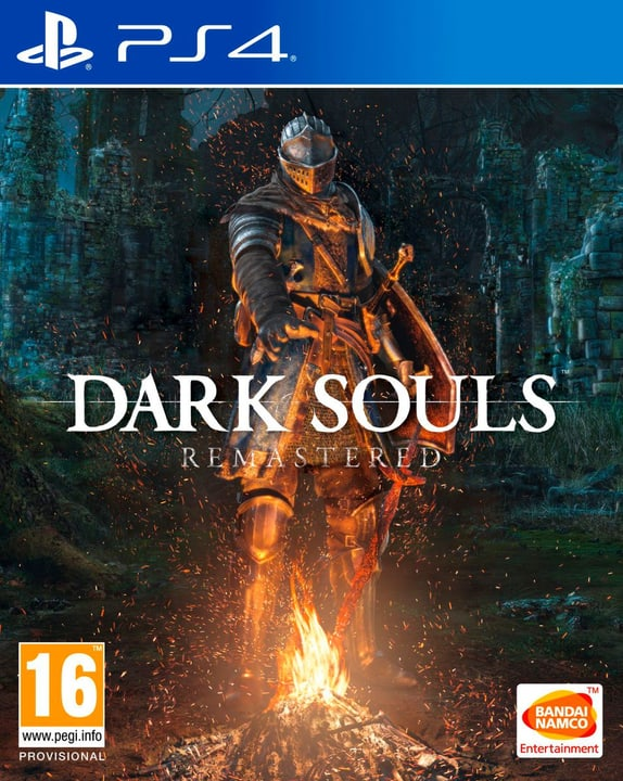 PS4 - Dark Souls: Remastered Box 785300132694 N. figura 1
