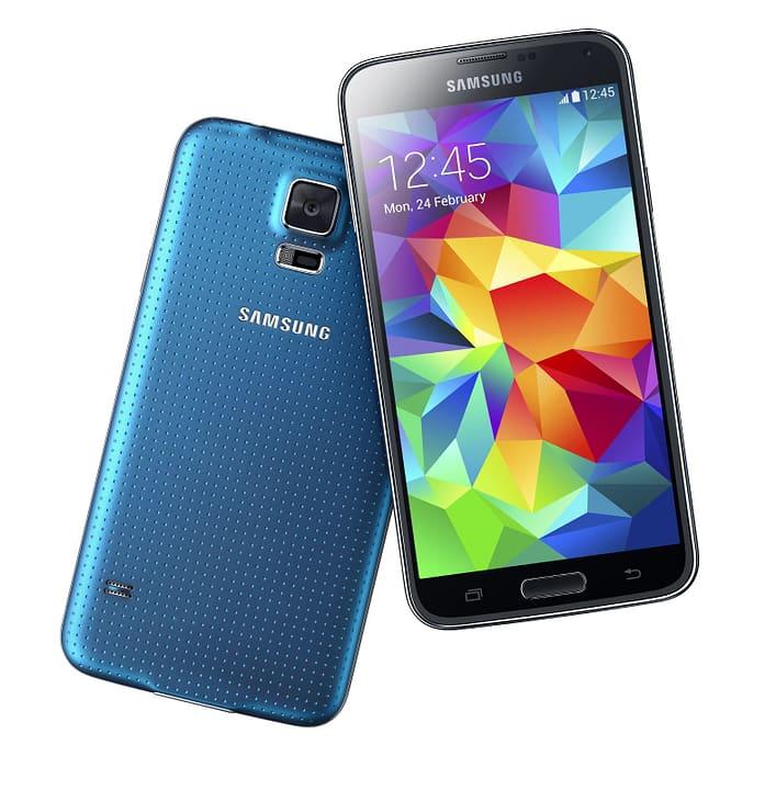 Galaxy S5 16Gb blau Smartphone Samsung 79457610000014 Bild Nr. 1