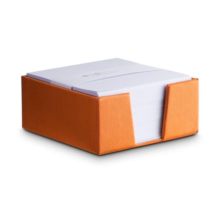 BIGSO CLASSIC Porte boute de papier 386196400000 Dimensions L: 11.0 cm x P: 11.0 cm x H: 5.0 cm Couleur Orange Photo no. 1