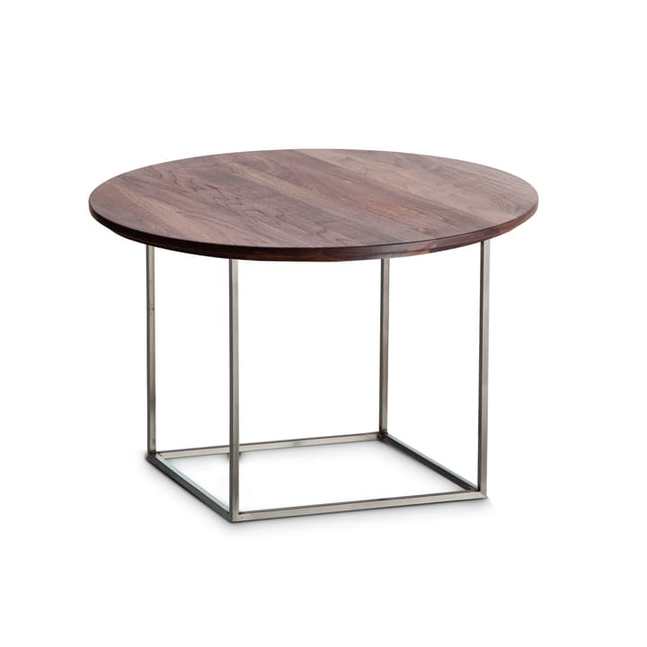 COFFEE table club 362235000000 Dimensions H: 36.0 cm Couleur Noyer Photo no. 1