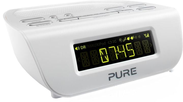 Siesta Mi II - Weiss Radiowecker Pure 785300124509 Bild Nr. 1