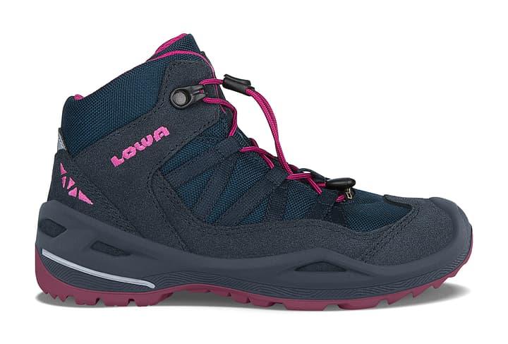 Robin GTX Qc Chaussures de randonnée pour enfant Lowa 465517034040 Couleur bleu Taille 34 Photo no. 1