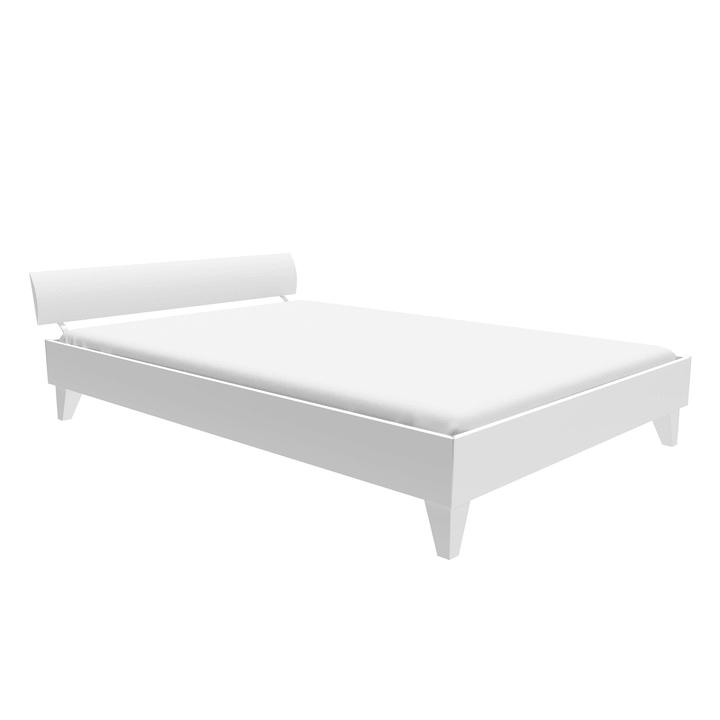 TOPLINE Bett HASENA 403549500000 Grösse B: 120.0 cm x T: 200.0 cm Farbe Weiss Bild Nr. 1