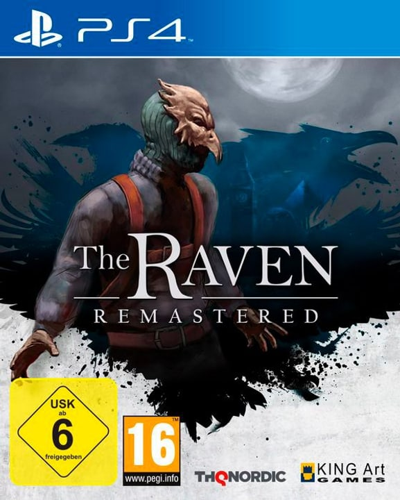 PS4 - The Raven HD D 785300132058 N. figura 1