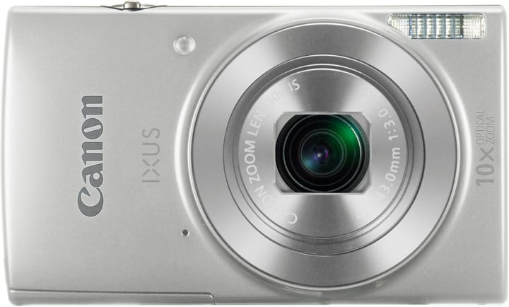 IXUS 190 Essential Kit silber Canon 793426000000 Bild Nr. 1