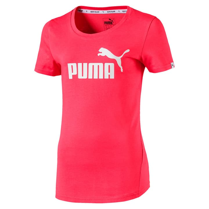 ESS Tee Maillot pour fille Puma 464532215229 Couleur magenta Taille 152 Photo no. 1