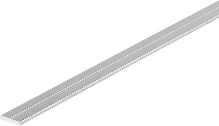 Barre plate 2 x 11.5 mm brut 1 m alfer 605018800000 Photo no. 1
