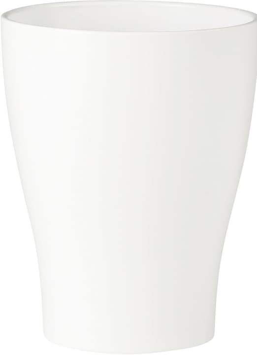 Pot à orchidées Scheurich 657451600000 Taille ø: 17.0 cm Couleur Blanc Photo no. 1