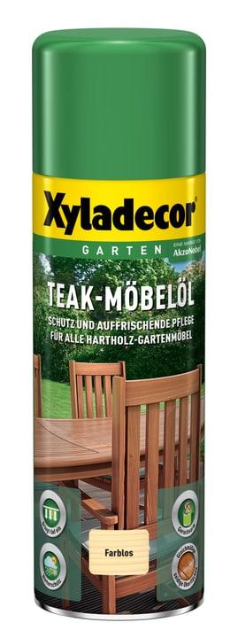 Teak-Möbeloel  Farblos 500 ml XYLADECOR 661779500000 Bild Nr. 1