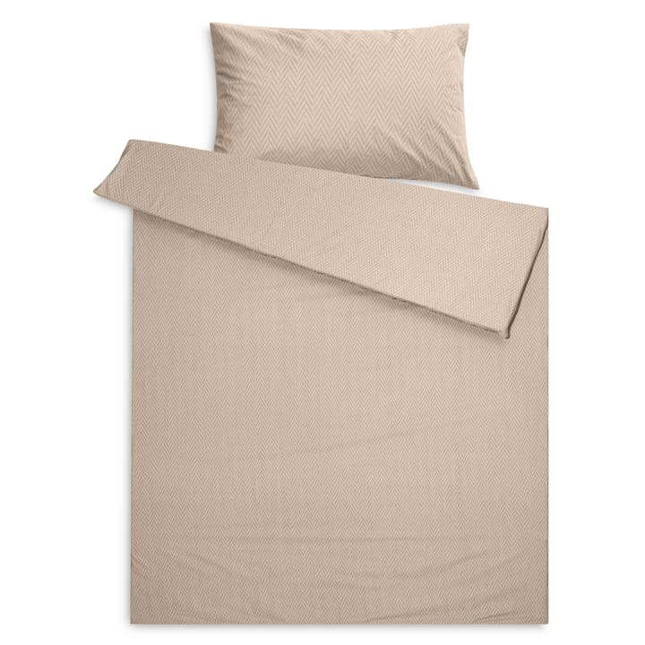 REMO Housse de couette percale 377001812569 Dimensions L: 210.0 cm x L: 200.0 cm Couleur Taupe Photo no. 1