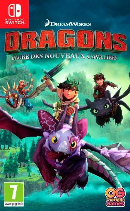 NSW - Dragons: L'aube des nouveaux cavaliers Box 785300139753 Sprache Französisch Plattform Nintendo Switch Bild Nr. 1