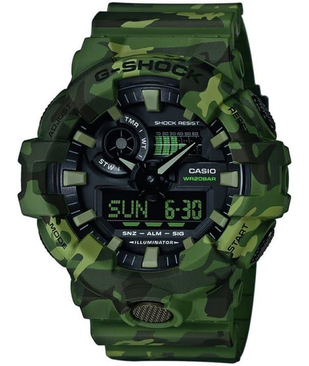 GA-700CM-3AER Super-Illumi G-Shock 785300145421 Bild Nr. 1