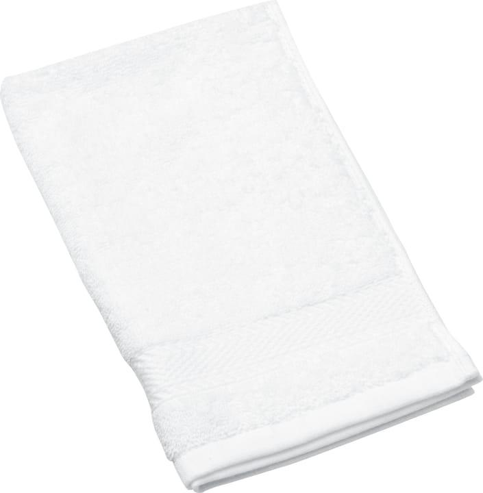 BEST PRICE Ospite asciugamano 450845020210 Colore Bianco Dimensioni L: 30.0 cm x A: 50.0 cm N. figura 1