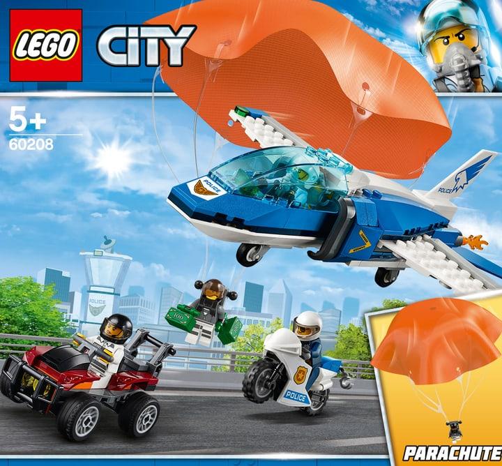 LEGO City 60208 L'arrestation 748706400000 Photo no. 1