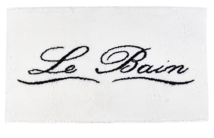ALONZO Tappetino per il bagno 453020051310 Colore Bianco Dimensioni L: 70.0 cm x A: 120.0 cm N. figura 1