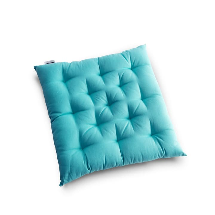 TABORA Sitzkissen 378035700000 Farbe Hellblau Grösse B: 40.0 cm x T: 40.0 cm Bild Nr. 1