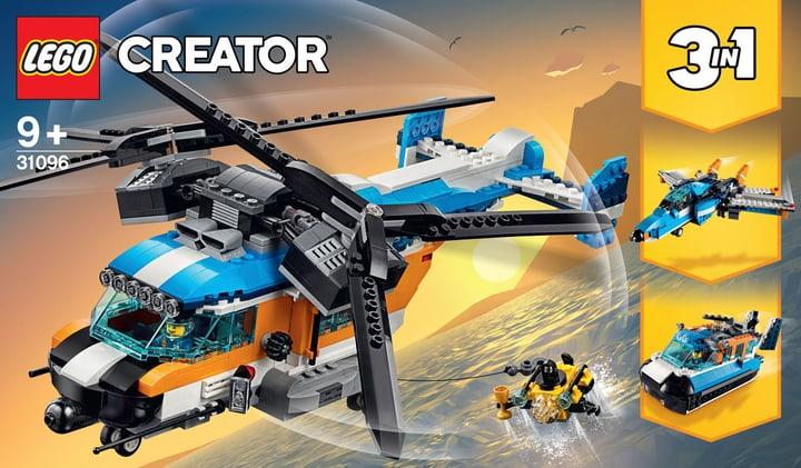 LEGO CREATOR 31096 L'hélicoptère à 748718300000 Photo no. 1