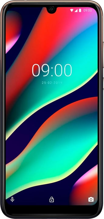 View 3 Pro 128GB NIGHTFALL Smartphone Wiko 785300145065 Photo no. 1