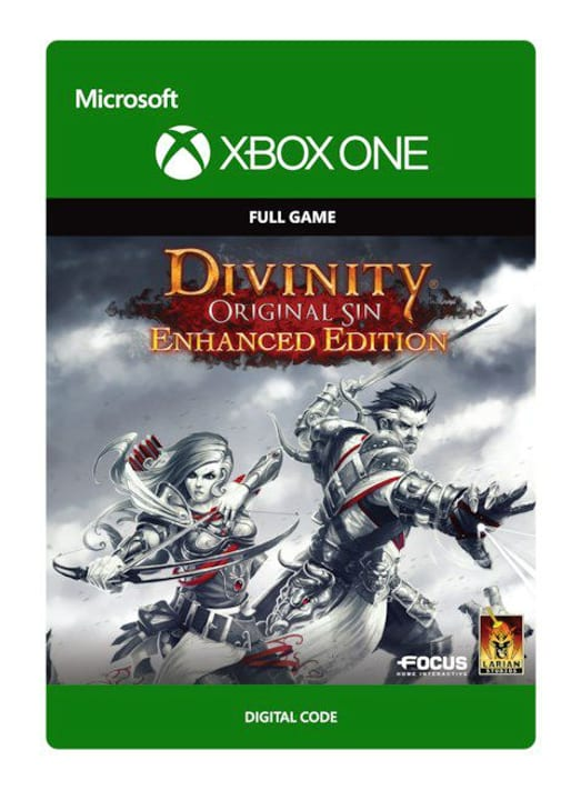 Xbox One - Divinity Original Sin: Enhanced Edition Download (ESD) 785300138684 Bild Nr. 1