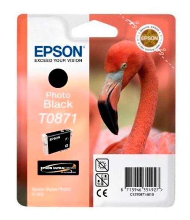 T0871 UltraChrome nero per foto Cartuccia d'inchiostro Epson 785300124944 N. figura 1