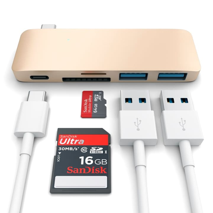 USB-C Combo Hub Satechi 785300131022 N. figura 1