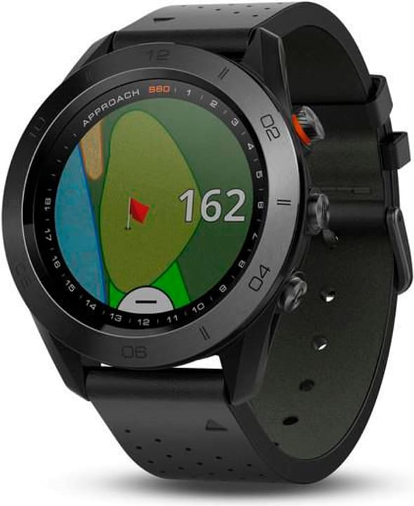 Approach S60 Premium noir Garmin 785300128858 Photo no. 1