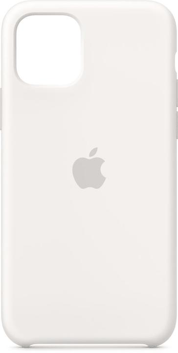 iPhone 11 Pro Silikon Case Weiss Case Apple 785300146954 Bild Nr. 1