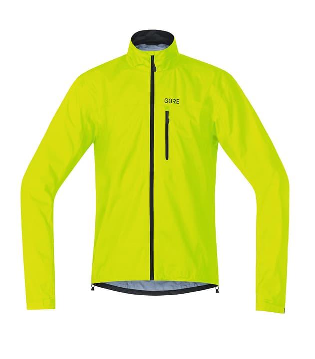 GORE® C3 GORE-TEX Active Jacke Veste pour homme Gore 461367400455 Couleur jaune néon Taille M Photo no. 1