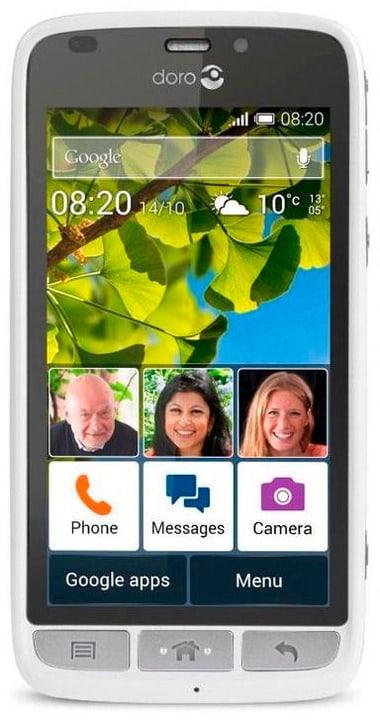Liberto 820 mini Smartphone blanc 785300122943 Photo no. 1
