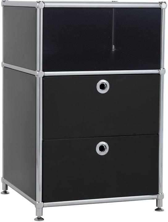 FLEXCUBE Caisson 401816400020 Dimensions L: 40.0 cm x P: 40.0 cm x H: 62.5 cm Couleur Noir Photo no. 1