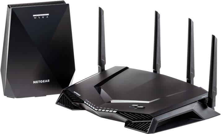 Nighthawk Pro Gaming XRM570-100EUS WLAN Router & Mesh WLAN Bundle Netgear 785300144945 Photo no. 1
