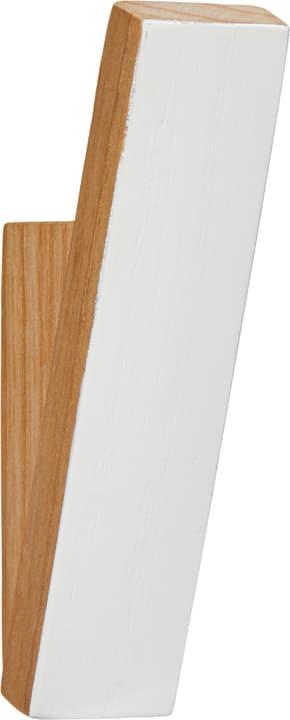 WILLOW Gancio per abiti 407332501110 Dimensioni L: 2.5 cm x P: 4.0 cm x A: 11.0 cm Colore Bianco N. figura 1