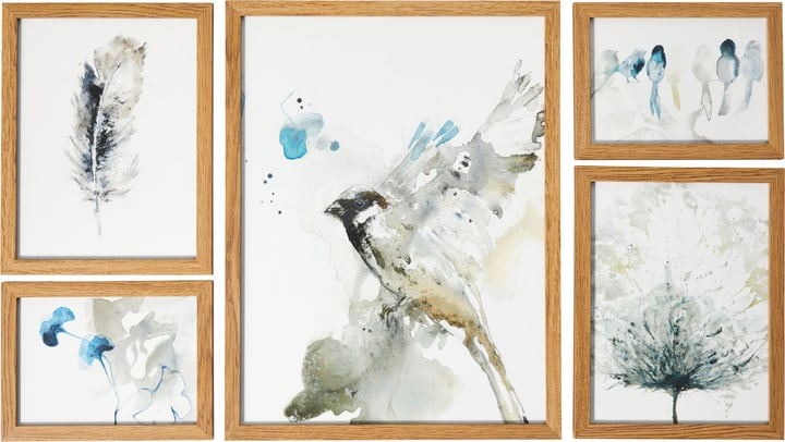 BIRD Bilder gerahmt 431839200000 Bild Nr. 1