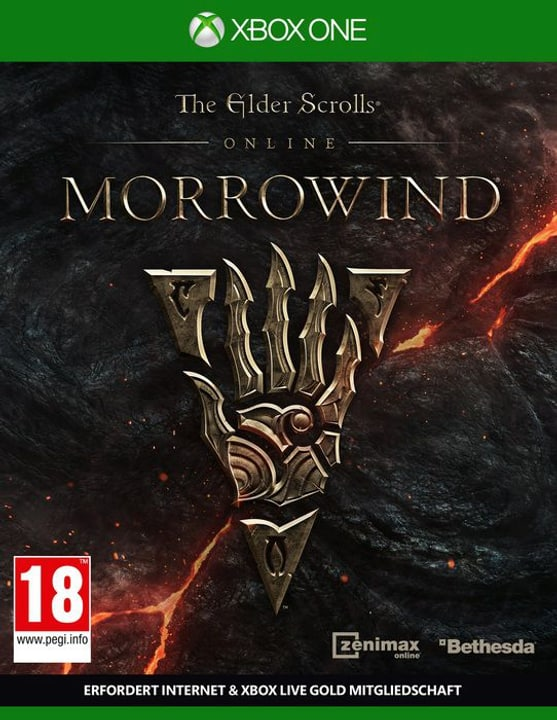 Xbox One - The Elder Scrolls Online - Morrowind 785300122137 N. figura 1