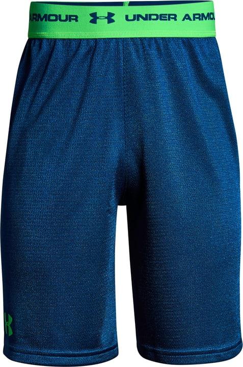 Tech Block Short Short pour garçon Under Armour 464544912865 Couleur petrol Taille 128 Photo no. 1