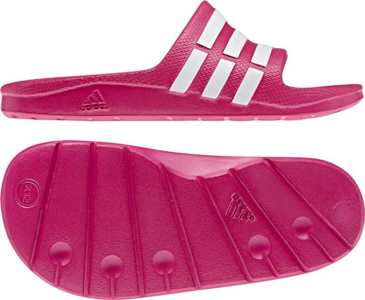Duramo Slide Kinder-Sandale Adidas 460677531029 Farbe pink Grösse 31 Bild-Nr. 1