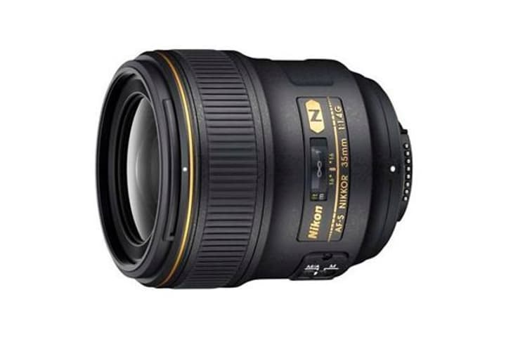 Nikkor AF-S 35mm/1.4G Objektiv Objektiv Nikon 793416600000 Bild Nr. 1
