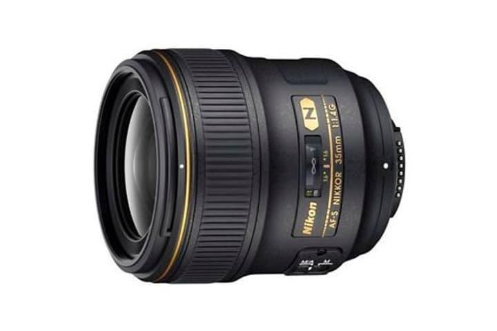 Nikkor AF-S 35mm/1.4G Objektiv Nikon 793416600000 Bild Nr. 1